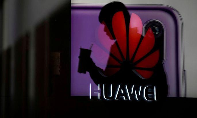 Gegen Huawei wird wegen Spionage ermittelt
