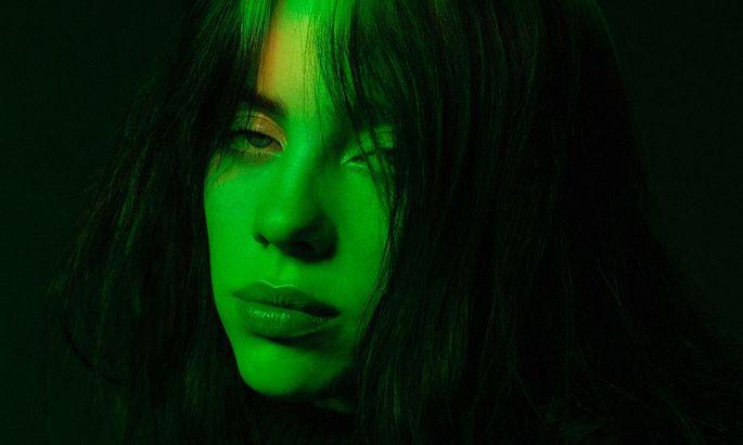 """Billie Eilish: """"Everything I Wanted""""."""