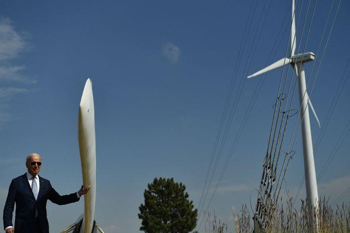US-Präsident Joe Biden erhielt vom Senat grünes Licht für sein Infrastrukturpaket.