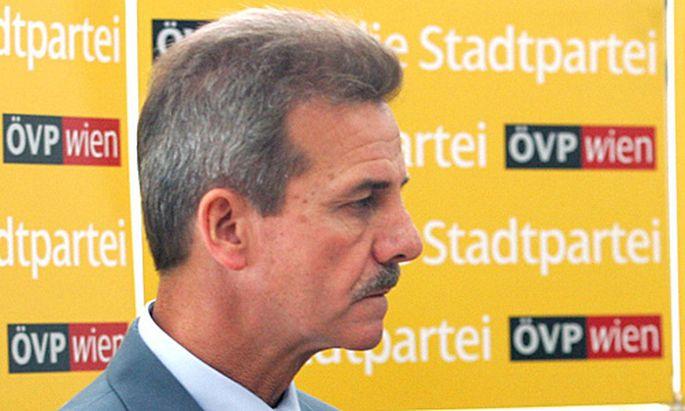Ex-Rechnungshofchef Franz Fiedler