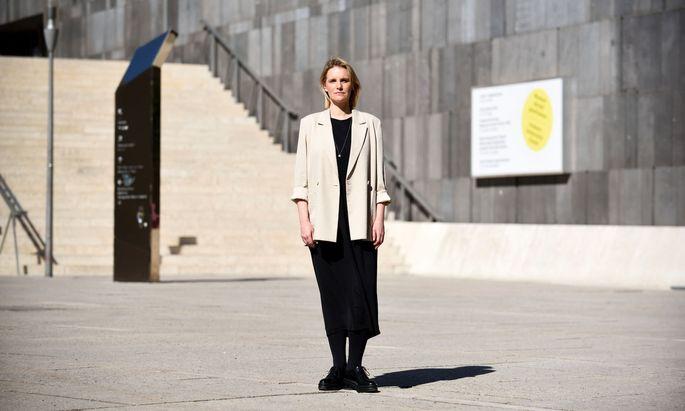 Lena Glaser verhilft Unternehmen zu einer besseren Arbeitskultur.