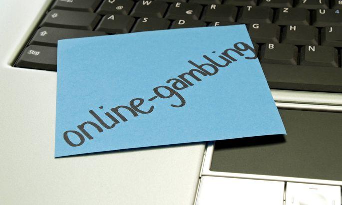 Notizzettel auf Laptop online gambling online Gl�cksspiel Copyright xKTHx ALLF931590