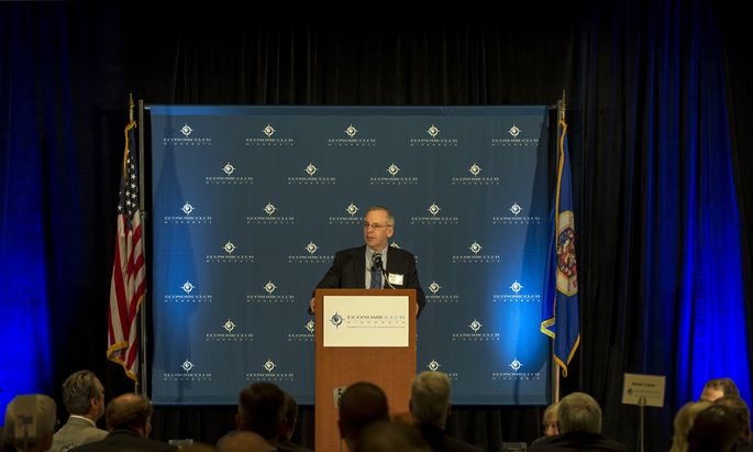Federal Reserve Bank of New York President William Dudley Speaks To The Economic Club of Minnesota