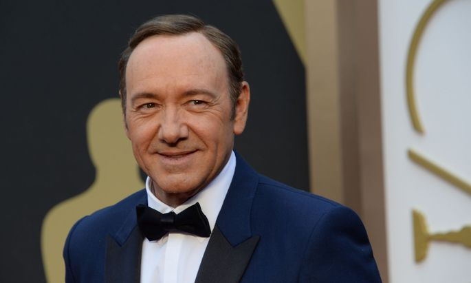 Hollywoodstar Kevin Spacey