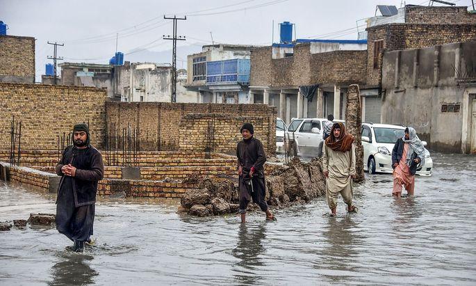 Ein Bild aus der afghanischen Provinz Kandahar.