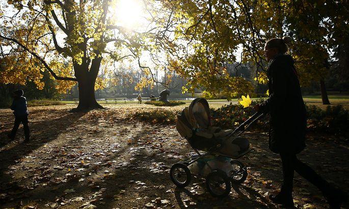 In der Ukraine dürfen Wunscheltern Leihmütter einsetzen, um Kinder zu bekommen.