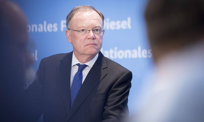 Niedersachsens Ministerpräsident Stephan Weil.