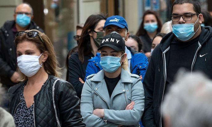 AUSTRIA-HEALTH-VIRUS