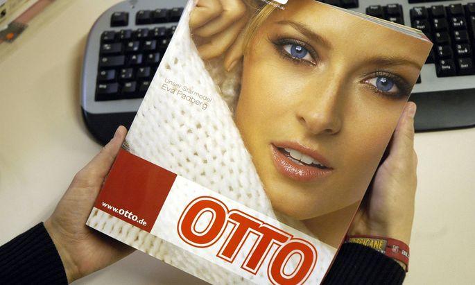 Otto Katalog Model