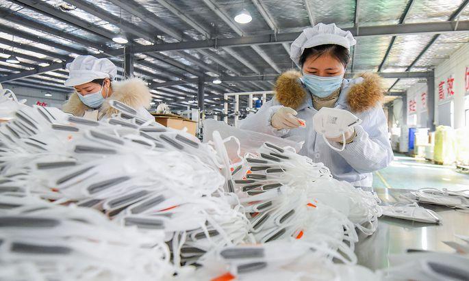 Face Mask Manufacturing In Jingzhou