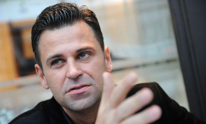 Nedeljko Bilalic, langjähriger SPÖ- Berater.