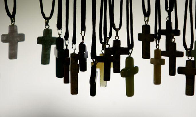 Gruene Kreuz fuer viele