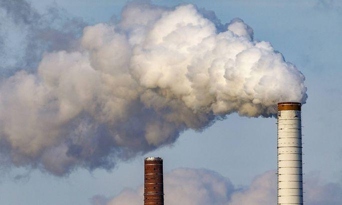 Die Treibhausgasemissionen wachsen jedes Jahr um zwei Prozent (Symbolbild).