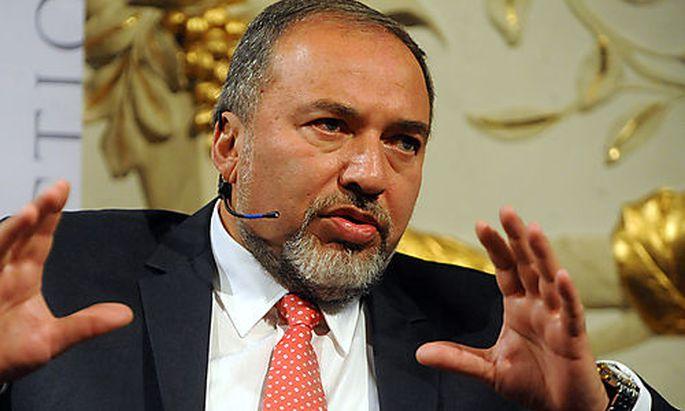 Liberman wünscht sich EU-Beitritt Israels