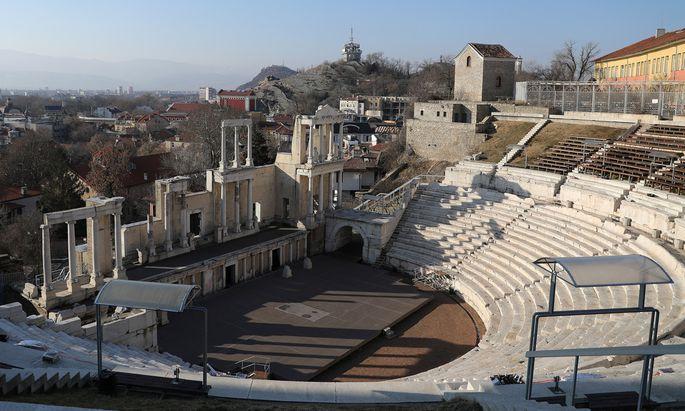 Plovdivs erste Spuren stammen aus dem sechsten vorchristlichen Jahrtausend.