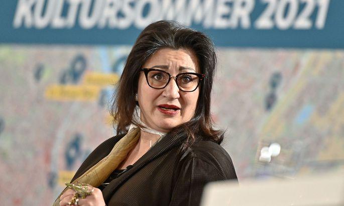 Kulturstadträtin Veronica Kaup-Hasler (SPÖ)