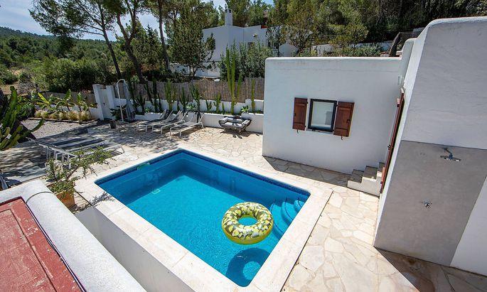 In dieser Finca auf Ibiza wurde das für Heinz-Christian Strache verhängnisvolle Video gedreht.