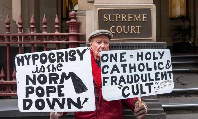 Die katholische Kirche in Australien ist durch mehrere Missbrauchsfälle und Vertuschungsvorwürfe in der Krise.