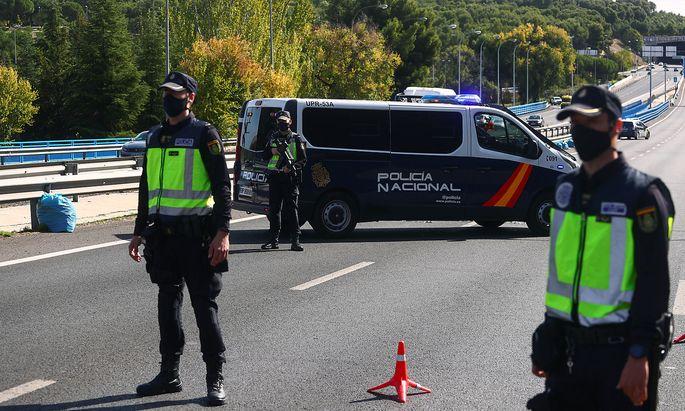 Spanische Justiz kippt Corona-Abriegelung Madrids