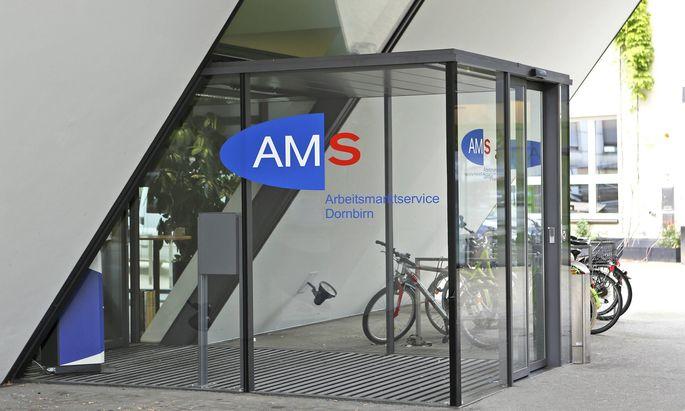 Arbeitsmarktservice Dornbirn Vorarlberg PUBLICATIONxINxGERxSUIxAUTxHUNxONLY 1065509759