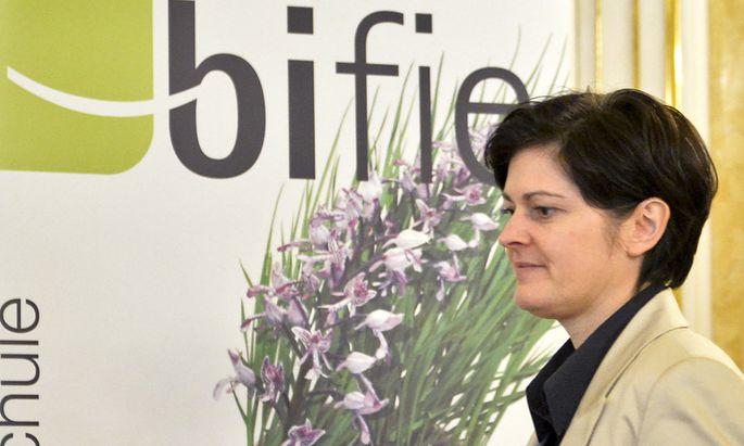 """Bifie-Direktorin: """"Die zentrale Botschaft von Pisa ist: Es wird nicht besser."""""""