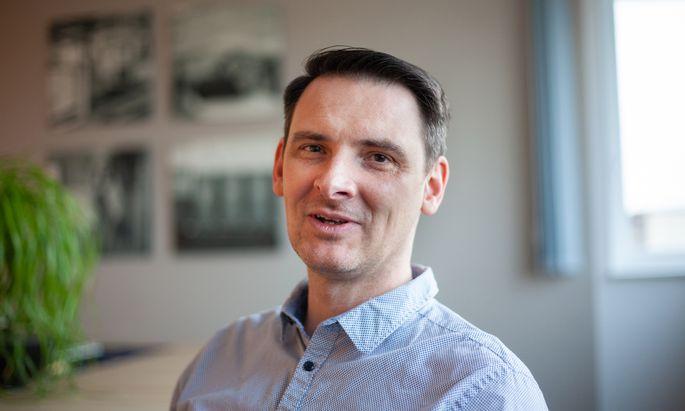 Reinhard Nowak, CEO von LineMetrics.