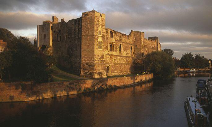 Der River Trent ist nach Autor James Hawes seit Beginn der englischen Geschichte eine Trennlinie zwischen den gegensätzlichen Landesteilen.