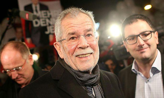 """BP-Wahl: Van der Bellen wirbt mit """"I am from Austria"""""""