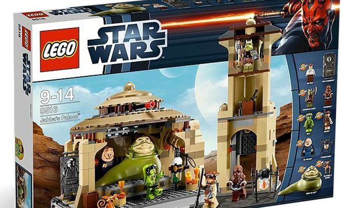 Lego Wars EpisodeI Moschee