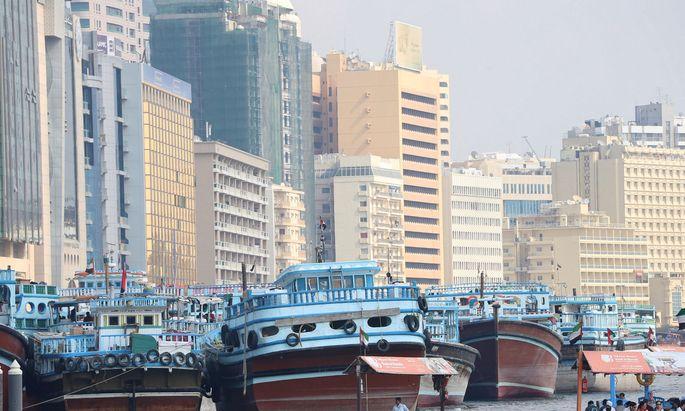 Dubai hat die höchste Konzentration an Markenresidenzen