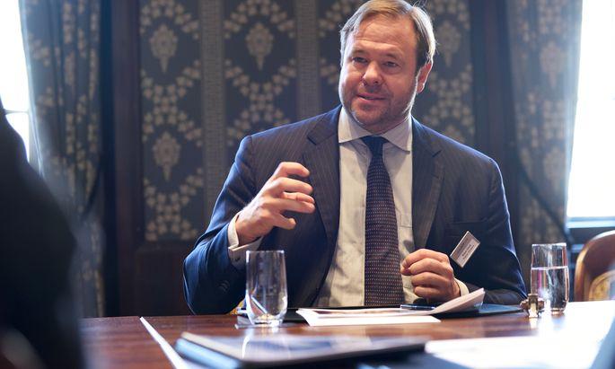 Klaus Umek sieht bei heimischen Firmen viel Potenzial – etwa bei Banktiteln oder der OMV.