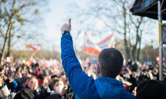 In der FPÖ sind einige gegen Kickl als Obmann. Sie haben aber niemanden, für den sie sein könnten.