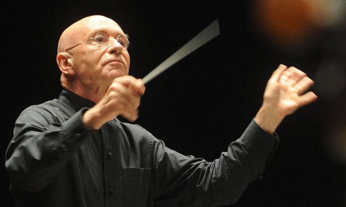 Als Kind verlor er Eltern und Großmutter, die Musik gab ihm die Sprache wieder: der deutsche Dirigent und Pianist Christoph Eschenbach.
