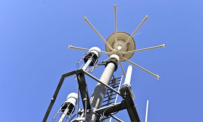 39 Prozent der Befragten sind gegen die Errichtung von 5G-Funkmasten