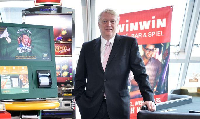 Ex-Casinos-Vorstandsdirektor Dietmar Hoscher