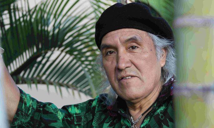 Humberto Ak'abal (1952–2019).