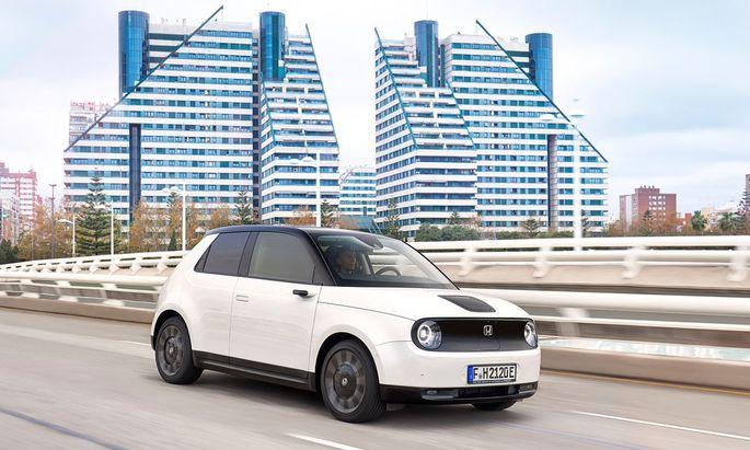3,9 Meter lang, flink und vollelektrisch: Wer den Honda mag, mag ihn vermutlich sehr.