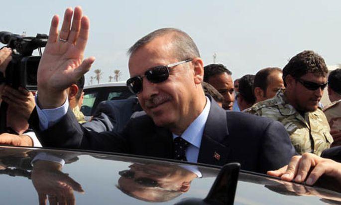 Libyen wollen Staat nach
