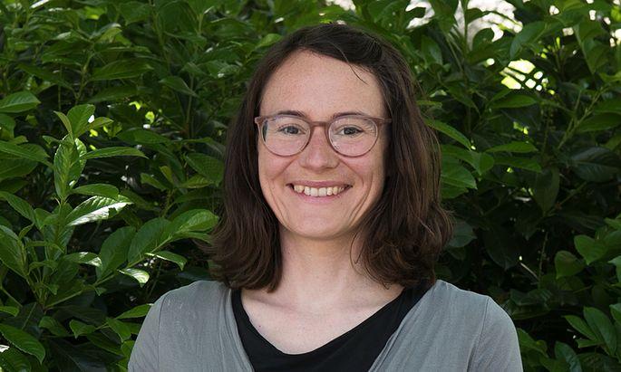 Alexandra Wolk ist Finanzchefin bei dem Wiener Sozialunternehmen Three Coins.