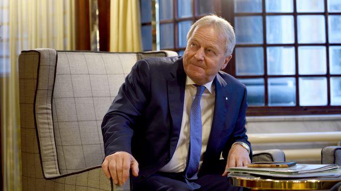 """""""Die Liberalisierung des Strommarkts ist Großteils ad absurdum geführt"""", sagt der scheidende Vorstandschef der Energie AG, Leo Windtner."""