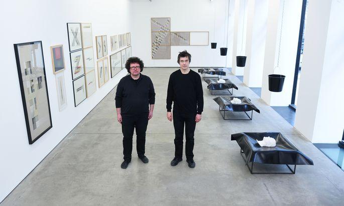 In der das Projekt begleitenden Ausstellung im AIL zeigen Martin Reinhart und Virgil Widrich Positionen von knapp 30 Künstlern und Künstlerinnen zum Thema Wissen.