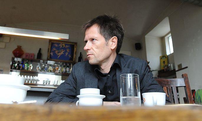 Archivbild: Klaus Werner-Lobo im Jahr 2010