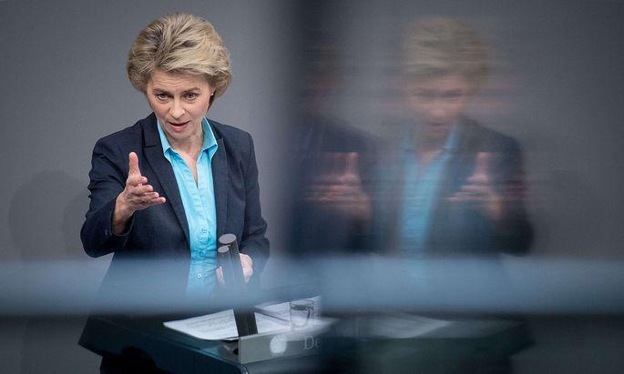Die deutsche Verteidigungministerin Ursula Von der Leyen erwartet kein Ende der transatlantischen Freundschaft.
