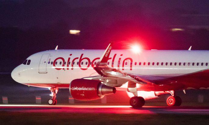 Air Berlin steht vor der Zerschlagung