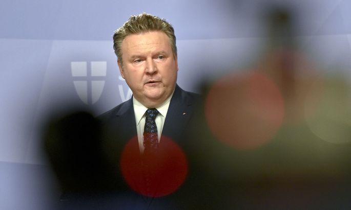 Bürgermeister Michael Ludwig zu Steuerreform