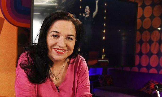 "Im Bild: Maria Happel bei ""Vera"" im ORF."