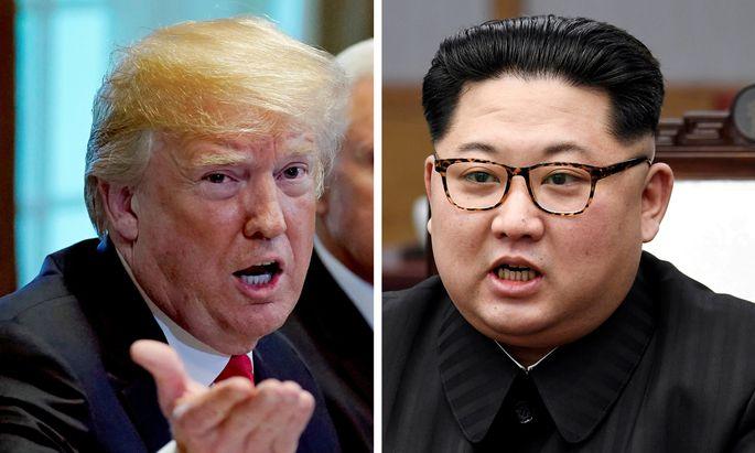 US-Präsident Donald Trump und Nordkoreas Staatschef, Kim Jong-un, wollten sich Dienstagfrüh um neun Uhr Ortszeit (drei Uhr MEZ) in Singapur treffen.