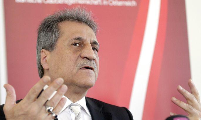 Fuat Sanaç, Präsident der Islamischen Glaubensgemeinschaft in Österreich (IGGiÖ).