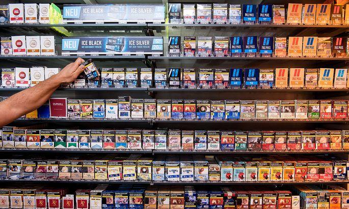 Tabakwaren - Zigaretten