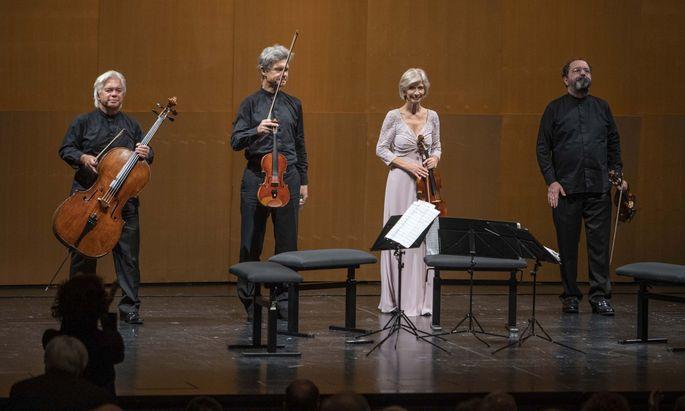 Hagen Quartett.